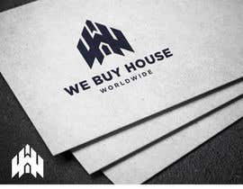 #50 для we buy house worldwide logo от UmairGDesigner