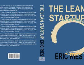 #3 for Branded dust jacket for Lean Startup hardback book by saikatmian
