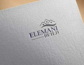 #5 for I need a logo designed for a new residential building business called ELEMANI BUILD. I'm open to design ideas and colour schemes. Thanks by nideisnger123