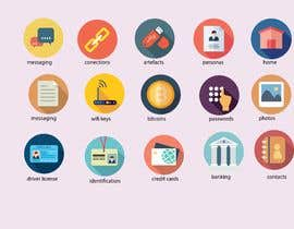 stasopolsky tarafından Cool Creative Icons for Cutting Edge Mobile App için no 17