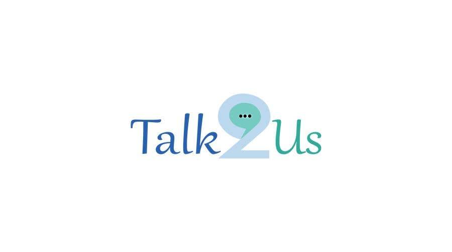 Konkurrenceindlæg #60 for Talk2Us project logo