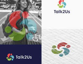 #66 for Talk2Us project logo af roohe