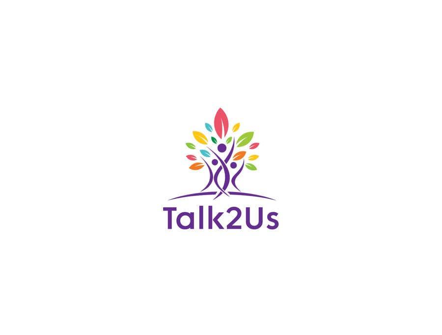 Konkurrenceindlæg #73 for Talk2Us project logo