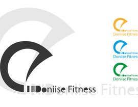 #114 for Design a Logo for Doniise Fitness af shawky911