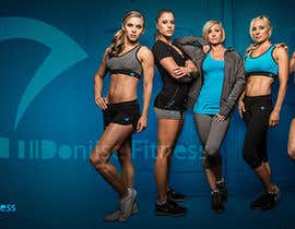 #127 for Design a Logo for Doniise Fitness af shawky911