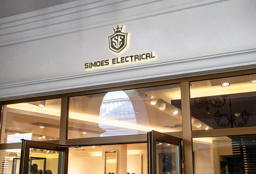 Kilpailutyö #211 kilpailussa Design a logo for electrical business