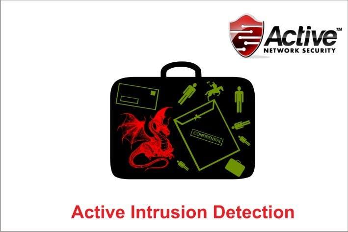 Natečajni vnos #                                        11                                      za                                         Illustration Design for Active Network Security.com