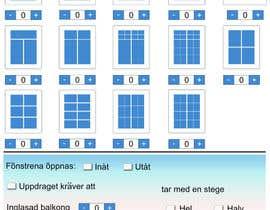 #10 para Design a image with different windows por ralfgwapo