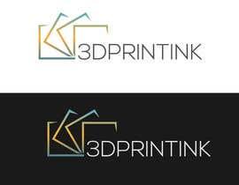 #111 for Logo for name 3DprintINK by mdsajib54