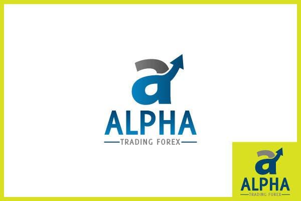 Penyertaan Peraduan #                                        77                                      untuk                                         Logo Design for AlphaTrading