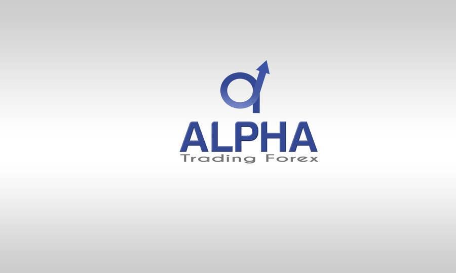 Kilpailutyö #82 kilpailussa Logo Design for AlphaTrading