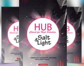 Nro 87 kilpailuun Poster/Flyer for a Christian Youth Club käyttäjältä MahbubRK