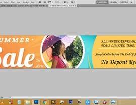 #41 untuk Summer Sale Banner oleh rahmanmijanur126