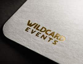 Nro 18 kilpailuun WildCardEvents Logo käyttäjältä shojibbabu77