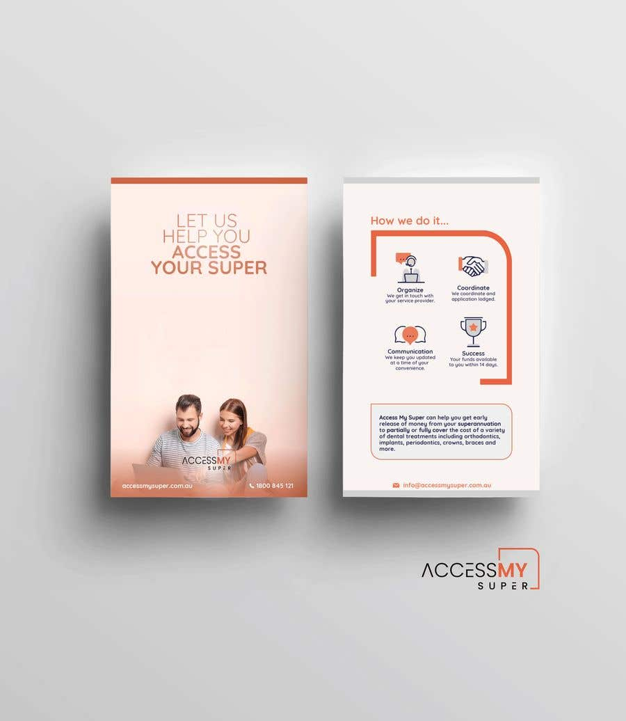 Penyertaan Peraduan #5 untuk Create a Brochure