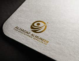 #282 for Logo Design - with English & Arabic text by EagleDesiznss