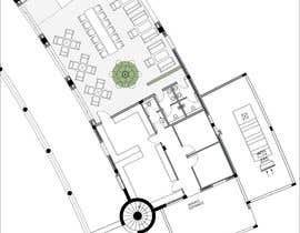 nº 5 pour Architecture Design & interior layout for a coffee shop par gaur1973