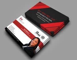 #99 para create double sided business card - 21/11/2018 12:44 EST por Srabon55014