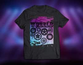 #287 untuk Design a T-shirt for a (fake) Broadway show oleh asik10