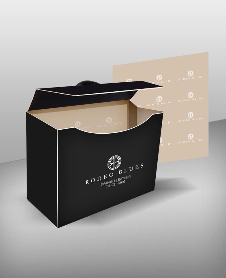 Konkurrenceindlæg #                                        27                                      for                                         Packaging Designs for Handbags and Belts