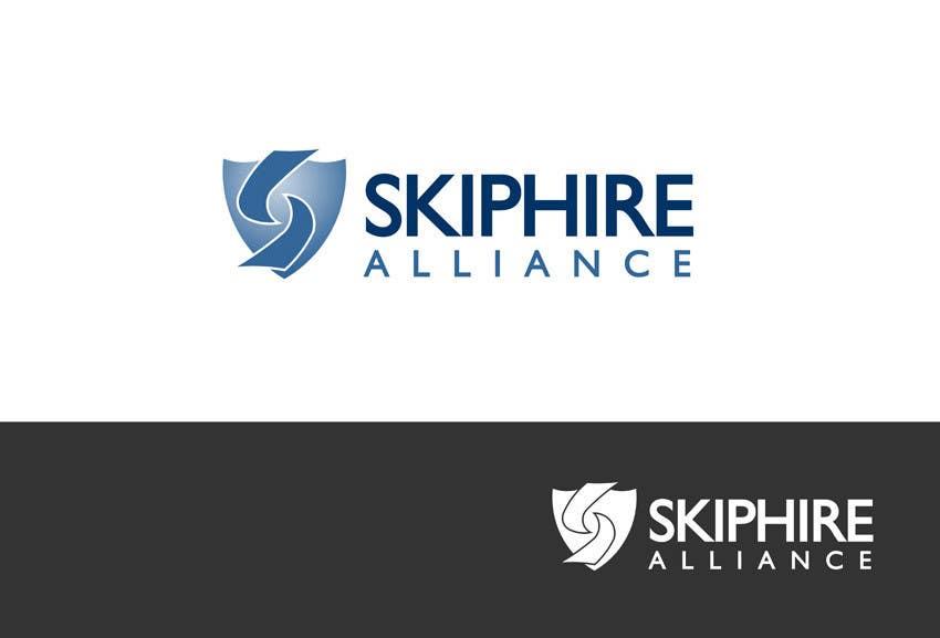 """Intrarea #105 pentru concursul """"Logo Design for Skip Hire Alliance"""""""