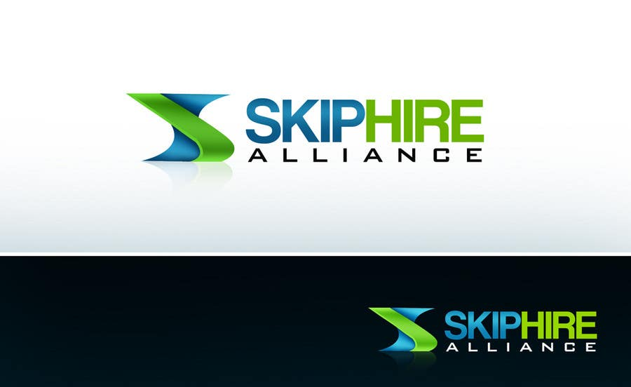 Contest Entry #216 for Logo Design for Skip Hire Alliance
