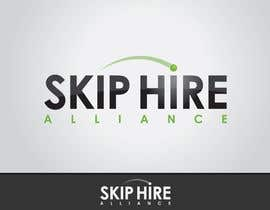 #48 för Logo Design for Skip Hire Alliance av tiffont
