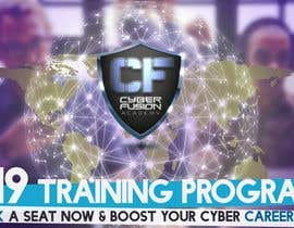 #28 for Create banner for cybersecurity training event by Mihai1594