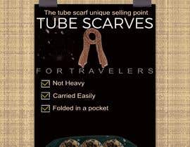 Nro 1 kilpailuun Create scarf design käyttäjältä youshohag799