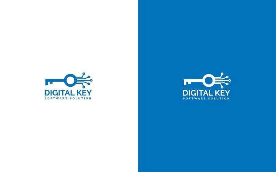 Konkurrenceindlæg #7 for Logo for firm name Digital Key