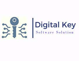 #5 for Logo for firm name Digital Key af Unonumero