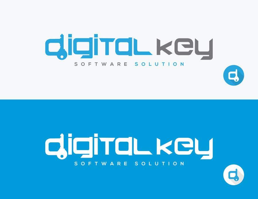 Konkurrenceindlæg #62 for Logo for firm name Digital Key