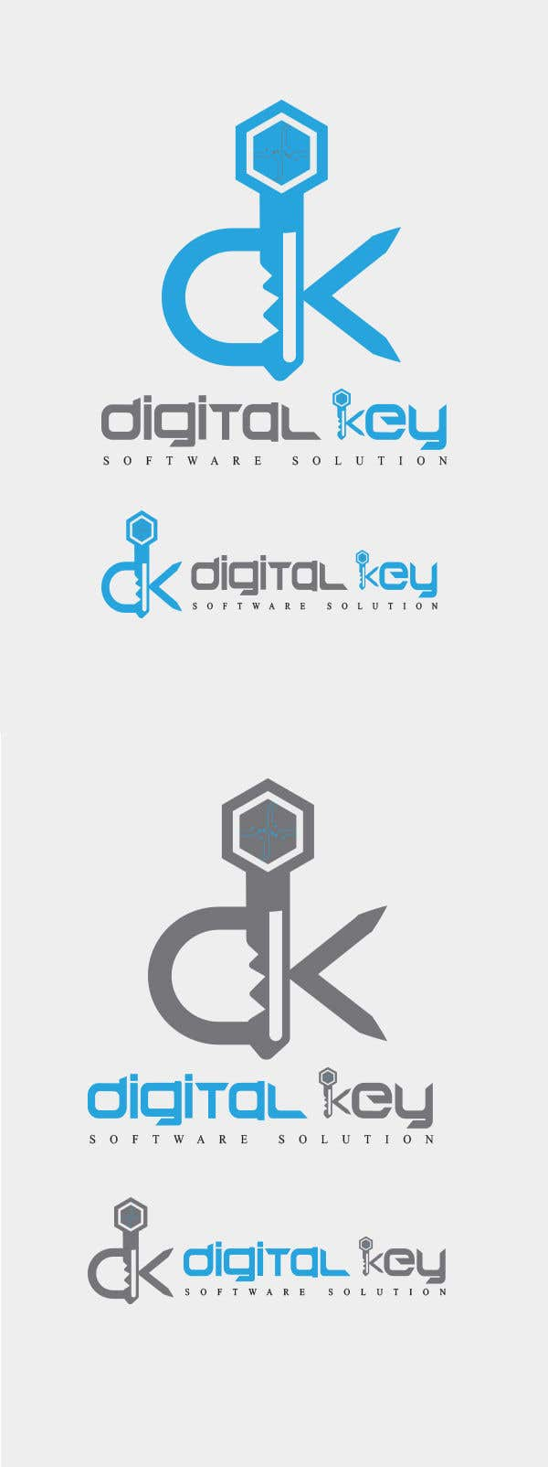 Konkurrenceindlæg #57 for Logo for firm name Digital Key