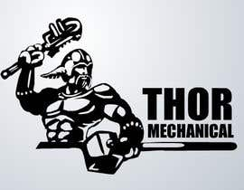 #5 para Logo Design for Thor Mechanical por Aminov