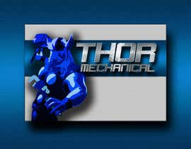 #4 para Logo Design for Thor Mechanical por niccroadniccroad