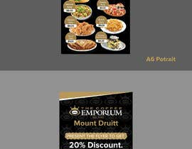 #8 for Printing Design Services for Cards, Poster and Flyers/Menus for Coffee Shop by SmartBlackRose