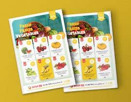 Nro 10 kilpailuun Design a flyer käyttäjältä meenapatwal