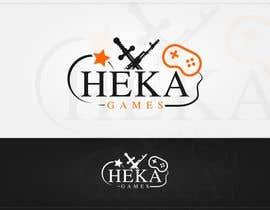 #82 para Logo for Heka Games por Jihambru