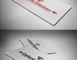 #291 para Logo Design for Oxford Kitchen por gmteam