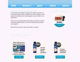 nº 7 pour Website Design for www.ultralife.com par muresanalexandru