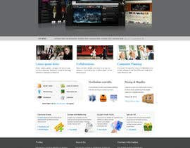 nº 10 pour Website Design for www.ultralife.com par mycroco