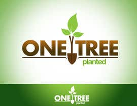 #223 za Logo Design for -  1 Tree Planted od twindesigner