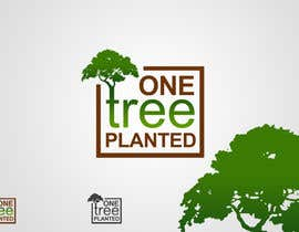 #171 za Logo Design for -  1 Tree Planted od JustLogoz