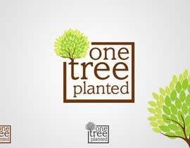 #21 para Logo Design for -  1 Tree Planted por JustLogoz