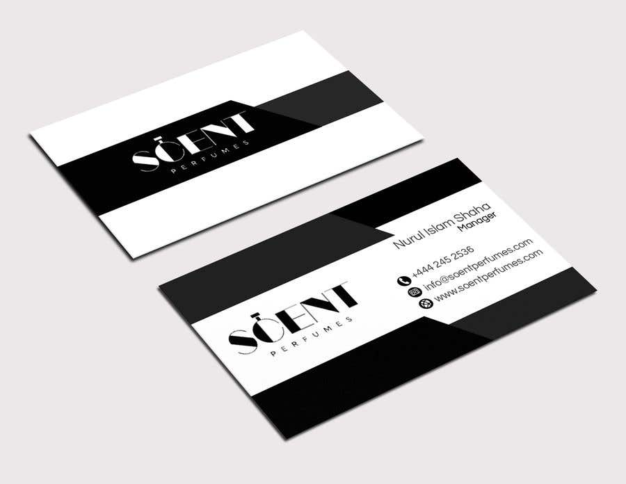 Entry #40 by yes321456 for I would like a business card for