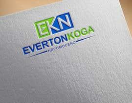 #24 for Sou nutricionista esportivo: preciso de uma logo com o meu nome: Everton Koga Nepomoceno af flyhy