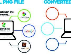Nro 5 kilpailuun I need some Graphic Design käyttäjältä TornadoGCC