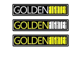 #32 для Golden Fighter - logo от kenko99