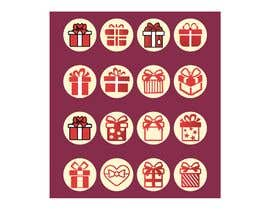 #21 cho Set of red Gift Icons bởi Ashraful180