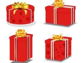 #15 cho Set of red Gift Icons bởi ROMANBD6